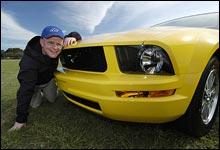 2005 Ford Mustang (Foto: Theodor Kristensen)
