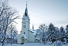 Mange artistar har ikkje råd til å halde jule-konsert i kirka. Illustrasjonsfoto: NRK