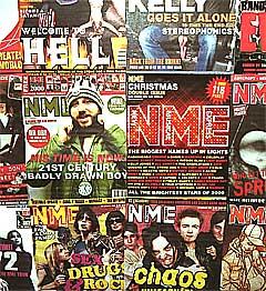 Musikkmagasinet NME vil ha egen scene på by:larm i Tromsø til neste år. Foto: Scanpix.