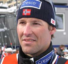 Landslagstrener Svein Tore Samdal (Foto: NRK.no)