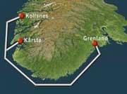 Flertall for gassrørledning til Grenland.