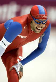 Lasse Sætre ble nest sist i sitt første løp etter kneoperasjonen. (Foto: Reuters/Scanpix)