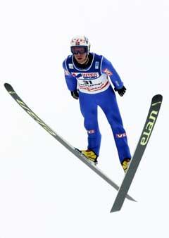 Sigurd Pettersen er på gang. (Foto: Terje Bendiksby / SCANPIX)