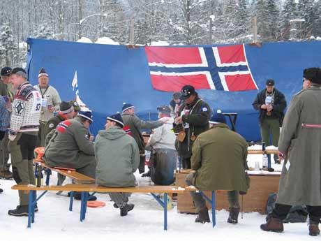 Saltnes turn og beksøm på tur (Foto: NRK.no)