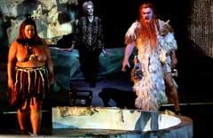 """Robert Holl opptrådte i operaen """"Parsifal"""" under Bayreuth-festivalen i fjor sommer. (Foto: AFP/Scanpix)"""