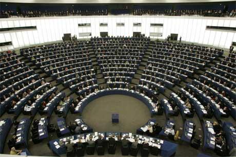 EU-parlamentet Strasbourg (AFP/Scanpix)