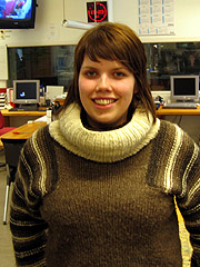 Inger Johanne Sæterbakk - Foto: Per Kristian Johansen, NRK