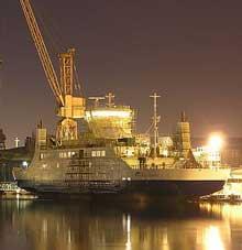 «Bastø 3» er bygget av Northern Shipyard, Gdansk, Polen.