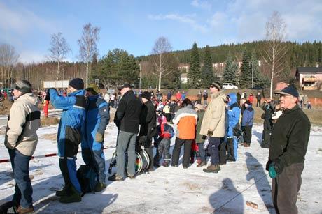 Under Rally Finnskog (bildet) har det vært med nærmere 1000 frivillige. Et rally-VM vil kreve det femdobbelte.