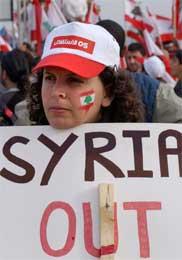 Klart budskap til Syria (Scanpix/AP)