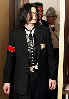 Det rettes harde anklager mot Michael Jackson. Foto: Scanpix.