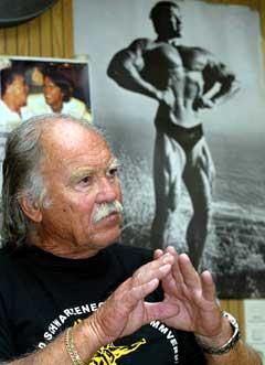"Arnold Schwarzeneggers tidligere trener Kurt Marnul bor fortsatt i ""The Terminators"" hjemby. (Foto: AP/Scanpix)"
