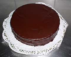 Denne fetende sjokoladekaken er en østerriksk delikatesse.