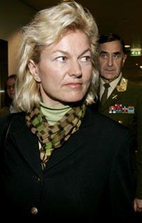 Forsvarsminister Kristin Krohn Devold (H) skal i høyring i Stortinget fredag.