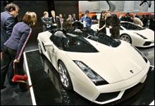 Lamborghinis Concept S (Foto: AP/Anja Niedringhaus)