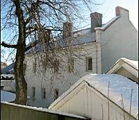 Molde gamle fengsel kan bli kyrkjehus (Foto: Gunnar Sandvik)