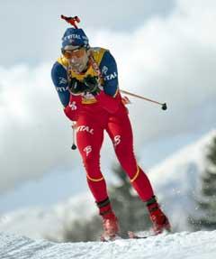 Ole Einar Bjørndalen hadde nest beste langrennstid (Foto: Reuters / SCANPIX)