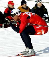 Tor Arne Hetland i Lahtis (Foto: Scanpix/Timo Jaakonaho)