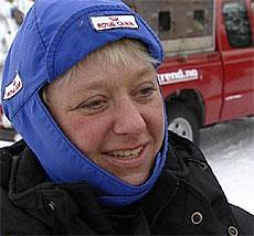 May-Conny Johansen lover mannfolkene konkurranse.