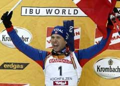 Ole Einar Bjørndalen (Foto: AP / SCANPIX)