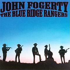 """John Fogertys første solo-album """"Blue Ridge Rangers"""" fra 1973."""