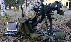 Laserbelyserne som Forsvaret lånte ut til USA, kan brukes til å lede bomber mot målet. (Foto: NRK)