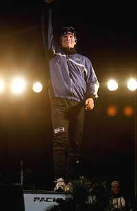 Tor Arne Hetland er verdens beste skisprinter i år (Foto: Scanpix/Ørn E. Borgen)