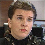 MÅ SPARE: Direktør Randi Flesland. Arkivfoto.