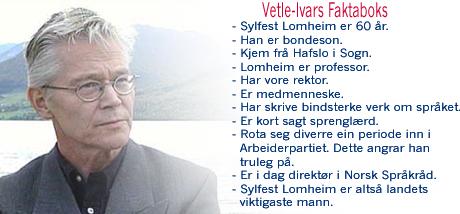 Foto: Arild Nybø