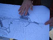 Kragerø sentrum kan bli en ny Aker Brygge (Foto:Steinar Kristiansen-NRK).