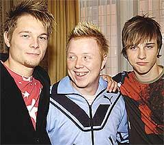 Kent er ikke særlig begeistret for Idol-artister som Gaute, Kurt og David. Foto: Scanpix.