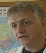 Lege Gunnar Hasle. (Foto: Jørn Norstrøm)