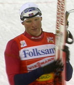 Tor Arne Hetland var tydelig skuffet etter fallet i Gøteborg. (Foto: NRK)