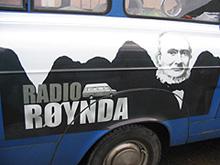 Radio Røynda-bussen