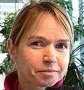 Hanne Myrnes. Foto: Ivar Jensen, NRK.