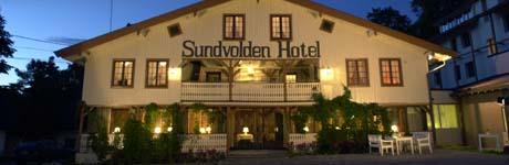 Foto: Sundvolden Hotel