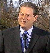Alle stemmer må telles sa Al Gore. (Foto: EBU)