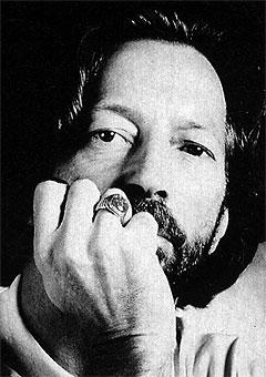 Eric Clapton - portrett. Foto: Promo.
