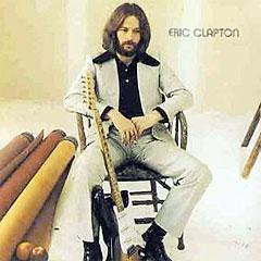 "Eric Claptons første soloalbum ""Eric Clapton"", fra 1970. (Polydor)"