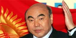 Askar Akajev (Foto: Scanpix)