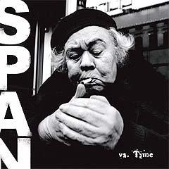 "Spans nye album ""Vs. Time""."
