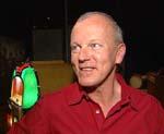 Direktør ved Ringve museum, Peter Andreas Kjeldsberg.