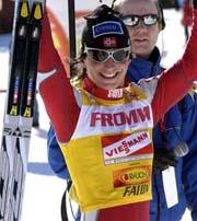 Marit Bjørgen. Foto: Scanpix