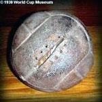 VM-ballen fra 1930. Foto: Rig-tech Inc.
