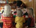 Brovoll Barnehage i Ådalsbruk har satsa på menn