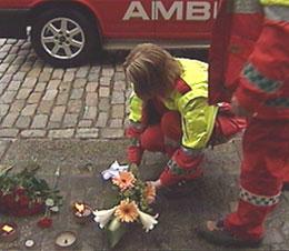 Ambulansepersonell minnes Arne Sigve Klungland