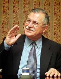 Talabani blir ny president i Irak (Scanpix/Reuters)