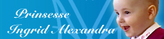 Ingrid Alexandra banner