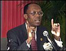 President Jean-Bertrand Aristide. (Foto: AP/Scanpix)