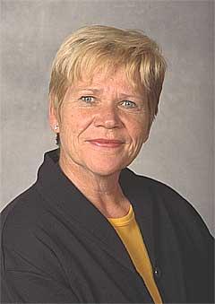 Eirin Faldet (Ap) sier Arbeiderpartiet kan komme til å støtte rgejeringens forslag til ny åndsverklov. Foto: Scanpix.